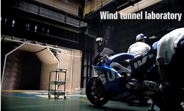Suzuki wind tune laboratory