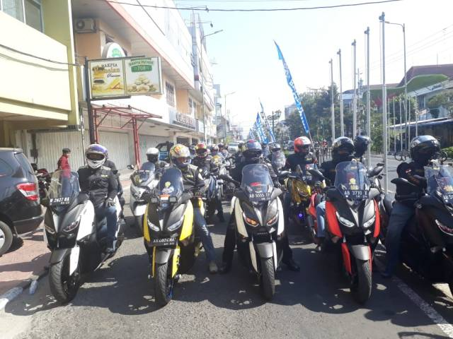 MAXI Yamaha Day Baturraden